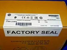 2020 FACTORY SEALED Allen Bradley 1769-L33ER /A Processor CompactLogix
