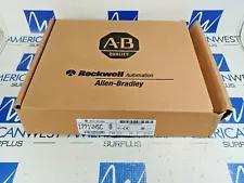 ALLEN BRADLEY 1771VHSC SER B REV E02 VERY HIGH SPEED COUNTER MODULE NEW