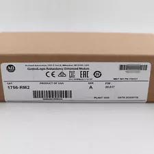 Allen-Bradley ControlLogix Redundancy Enhanced Mod 1756-RM2