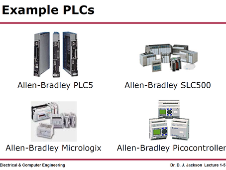 Programmable Logic Controllers