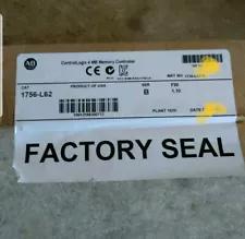 Allen-Bradley 1756-L62 B (1756-L62) CPU 2013 Controllogix Module, Warranty Fast