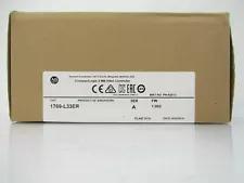 1769-L33ER 1769L33ER Allen-Bradley CompactLogix Controller New Factory Seal 2020