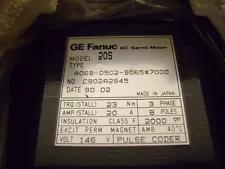 FANUC A06B-0502-B065 | $5,375.00 | NEW | IN STOCK | A06B0502B065