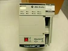 Allen-Bradley 5069-L330ERM Controller, CompactLogix, 5380, 3MB, 31 -I/O,
