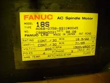 FANUC A06B-0758-B910#0045 | $8,975.00 | IN STOCK | NEW | A06B0758B910