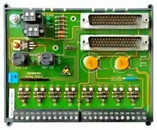 SIEMENS SIMATIC PCS7, red. F-DO10 mTA interface module 6ES7650-1AL11-6XX0