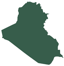 iraq-map-outline-administrative-regions-