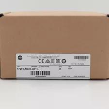 Allen-Bradley CompactLogix 0.5MB DI/O Controller 1769-L18ER-BB1B Factory Sealed