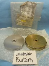 TETRA-PAK 6-4722 7371 01 FORCER DISC 80/90, 10 X 90 X 13 MM, STAINLESS, LOT OF 2