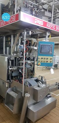 معمل متكامل لعلب التتراباك طاقة 7500 وحجم 200مل مع امكانية البيع بالتجزئة