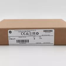 Allen-Bradley ControlLogix 2 MB Controller 1756-L71 US STOCK Factory Sealed