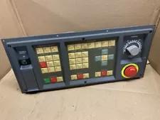 Fanuc GE NEW 0-T Operators Panel A02B-0083-C141 A16B-1310-0380 Keypad Power