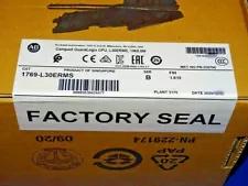 2020 FACTORY SEALED Allen Bradley 1769-L30ERMS Series B GuardLogix Processor