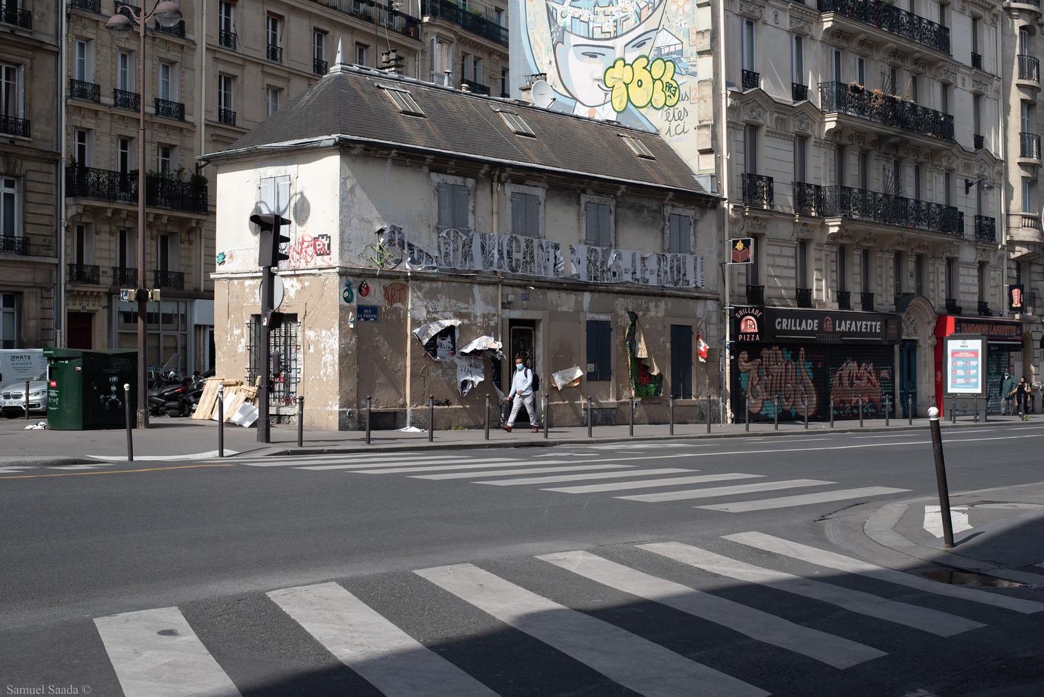 Paris. Gare du Nord