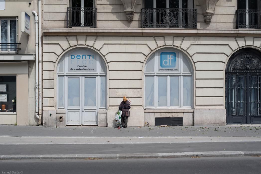 Paris. Quai de la Rapée