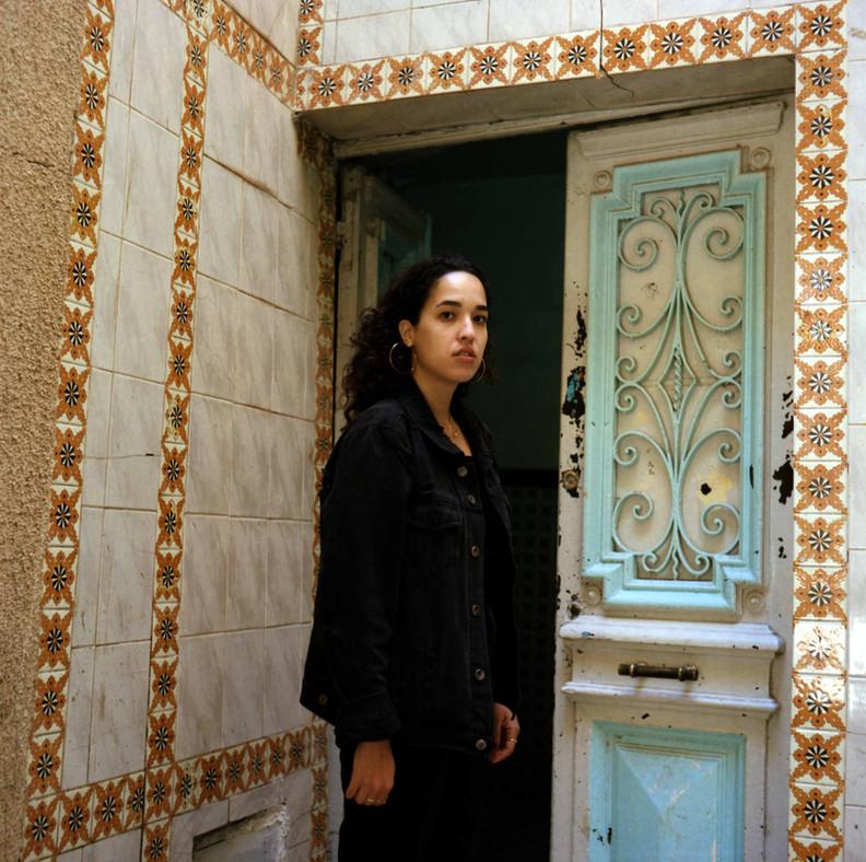 Meriem. Tunis