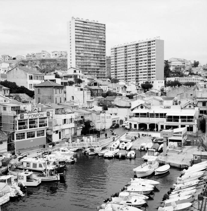 Vallon des Auffes. Marseille