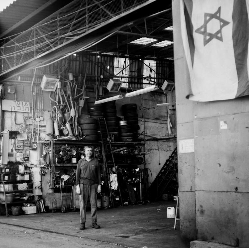 Tel Aviv. Israël