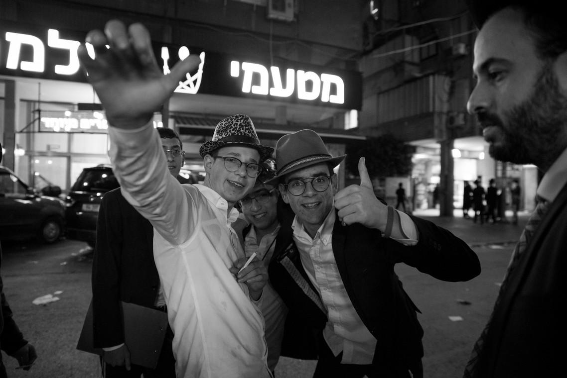 Bnei Brak. Israël