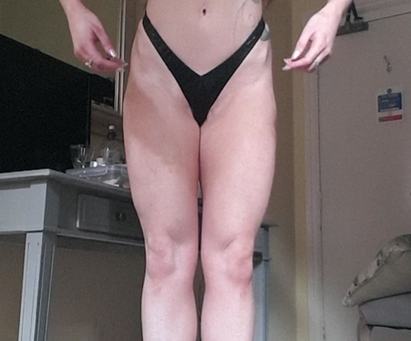 20 Weeks Out | First Figure Competition Prep (17 March 2019)