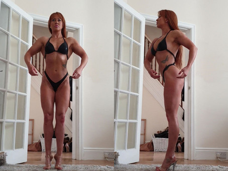 8 Weeks Out | First Figure Competition Prep (1 June 2019)