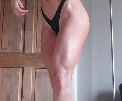 16 Weeks Out (14 April 2019) |First Figure Competition PrepFirst Figure Competition Prep