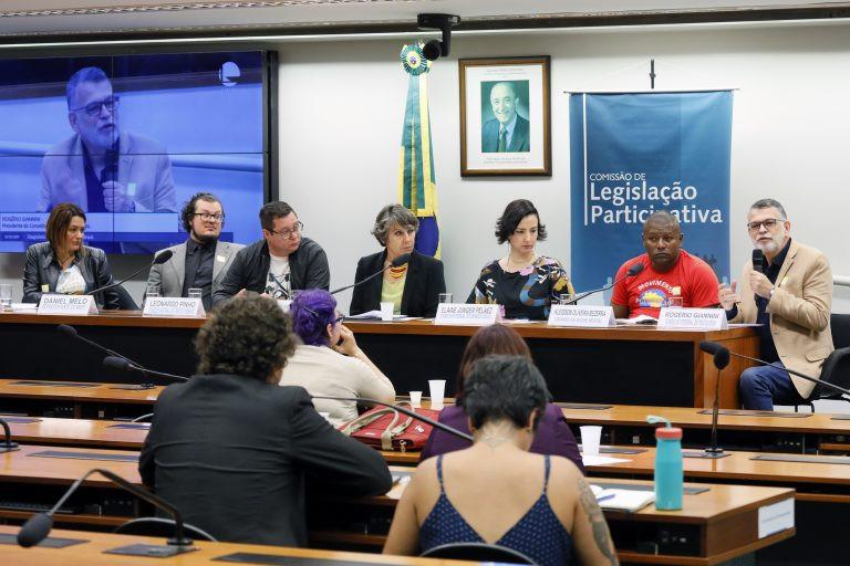 Profissionais apontam retrocessos da política de saúde mental durante audiência pública