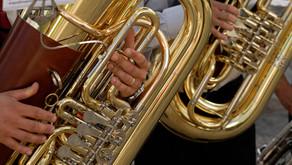 Atlanta Tuba and Euphonium Ensemble Performance | May 2017