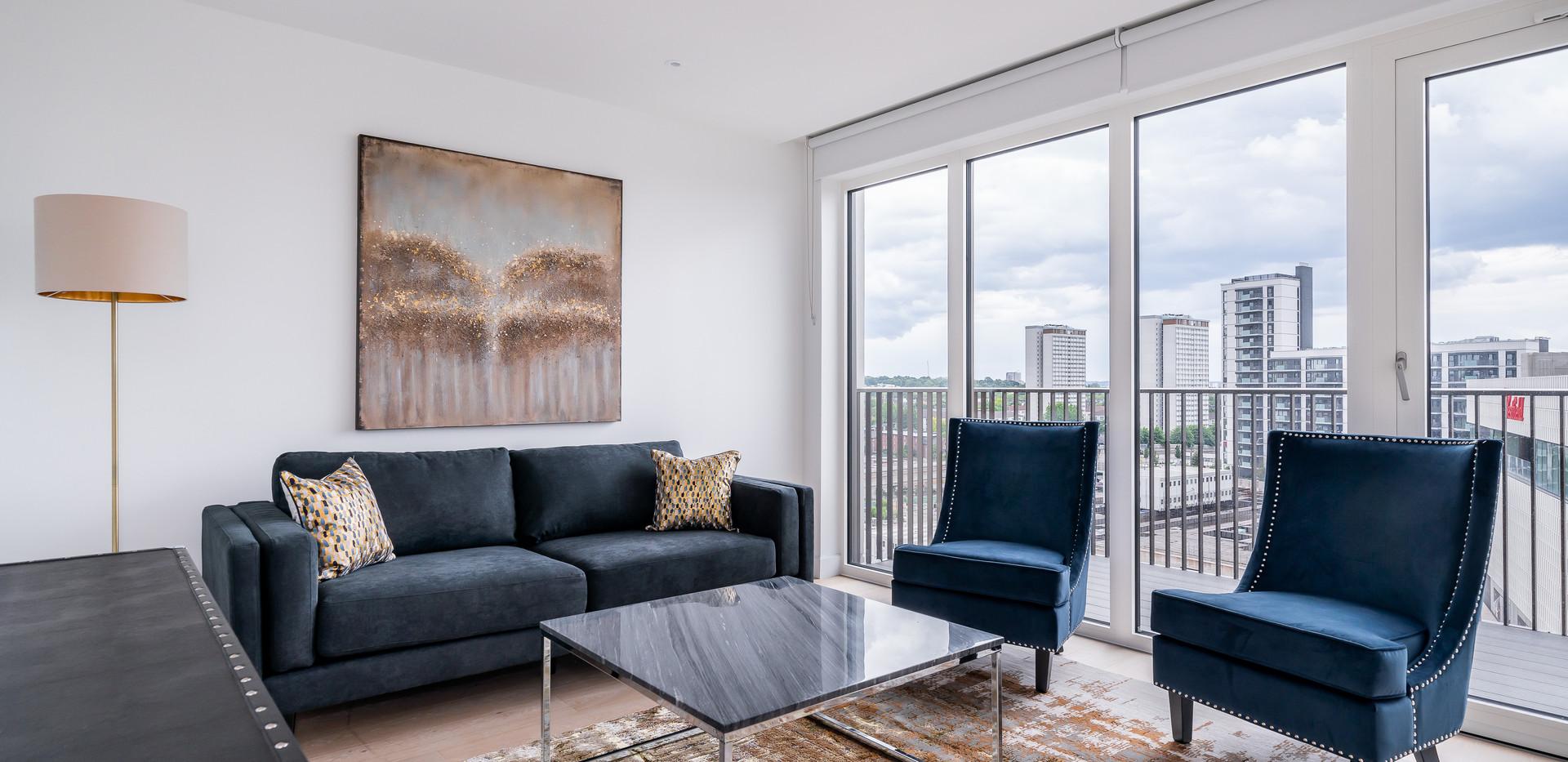 Flat 34, White City Living, 54 Wood Lane