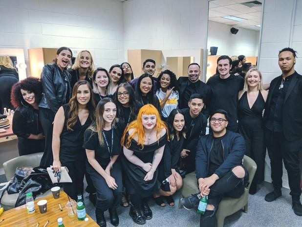 AACTA Awards 2018 - Guy Sebastian Choir