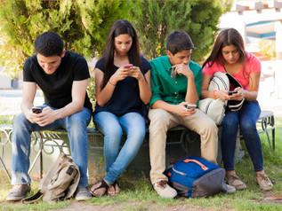 Adicción a las redes sociales en adolescentes