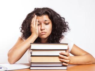 Estrés y ansiedad ante los exámenes