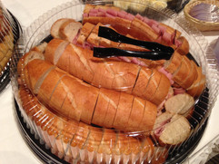 Assorted Sandwiches.