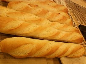 Homemade Bread.