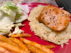 Grilled Chicken Plate.