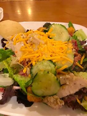 Grilled Chicken Salad.