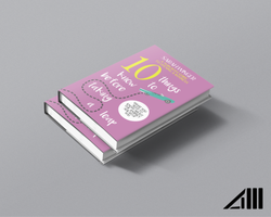 10 THINGS BOOK COVER & ILLUSTRATION