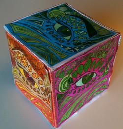 Cube - design