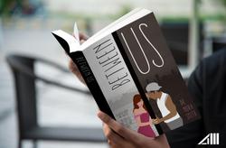 BETWEEN US (Title, Illustration & Book Cover Design)