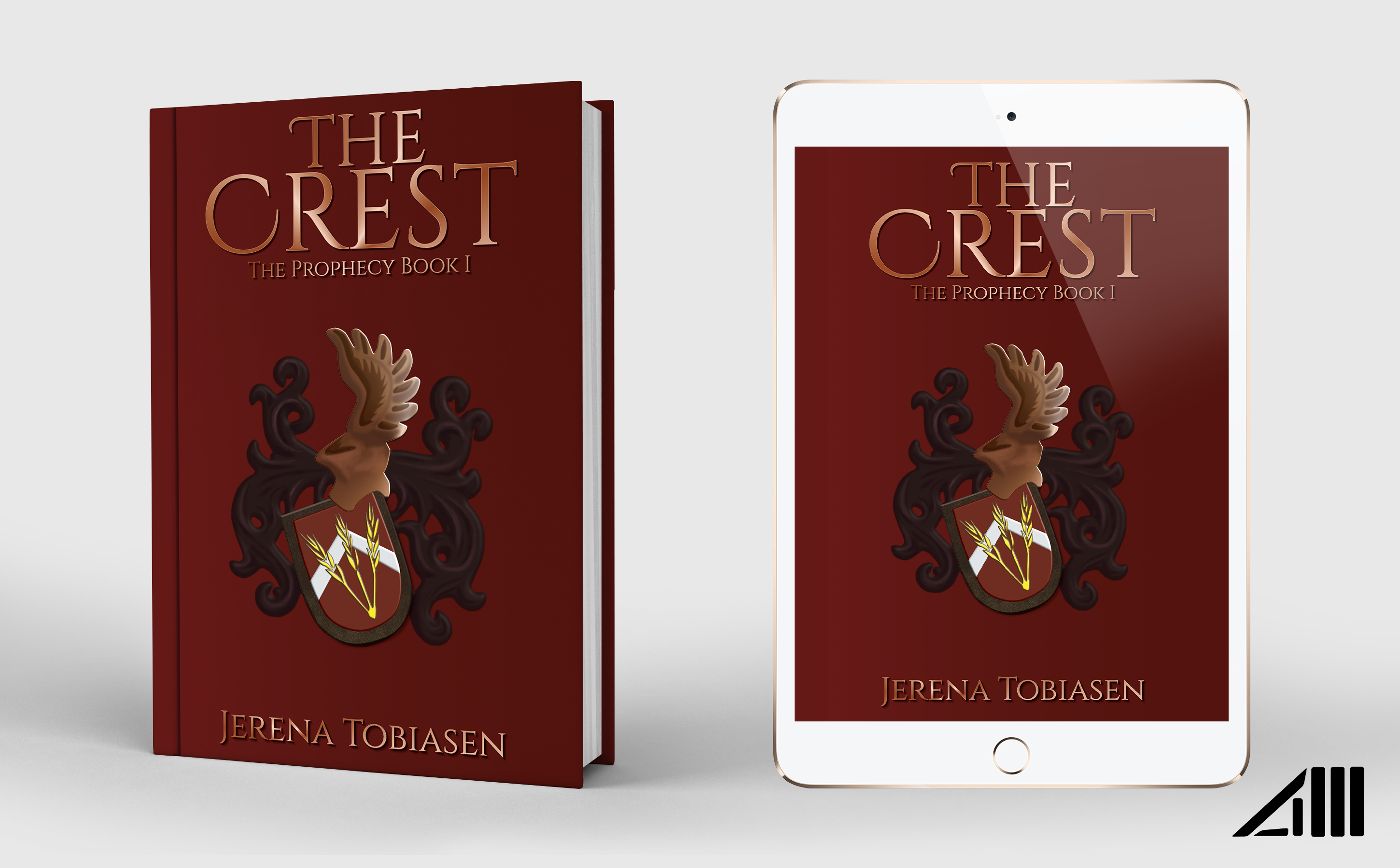 mockupthe crest the prophesy book1