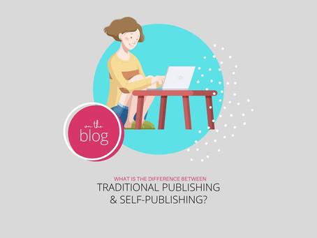 Traditional Publishing vs Self-Publishing: Pros & Cons