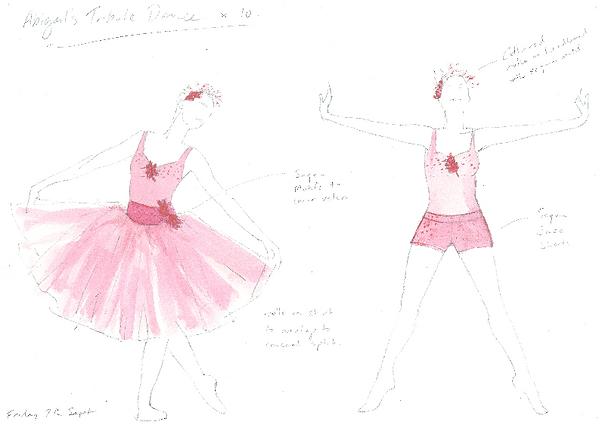 Original Design Abigail's Tribute Dance
