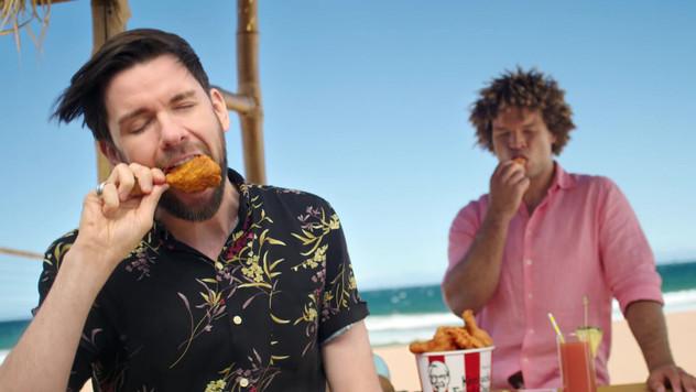 KFC Love Island TVC