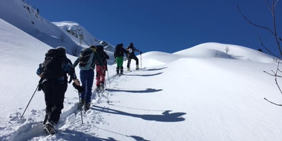 Winterwonderland - Schneeschuh Camp
