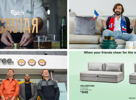 The 9 best marketing ambushes at the 2018 World Cup