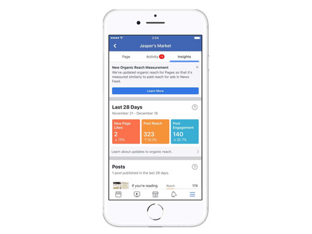 Facebook Will Use Viewability To Measure Organic Page Reach