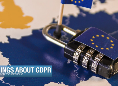 Here's how Google will handle your data under GDPR