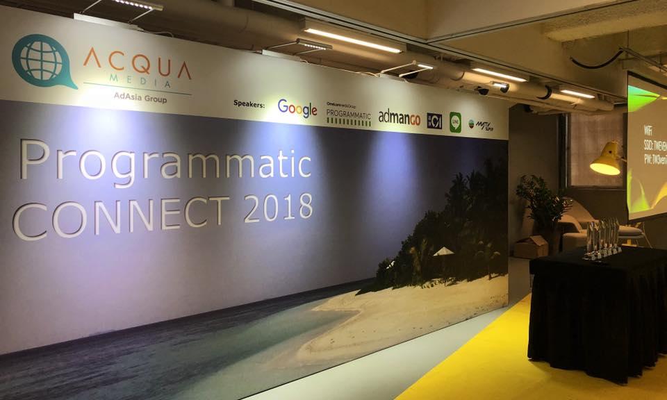 Programmatic Connect 2018