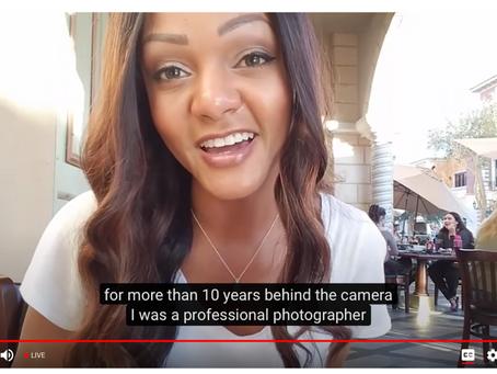 YouTube直播 增實時Caption及Live Chat