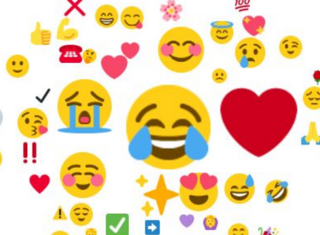 Why you shouldn't be shying away from using emojis in your emails
